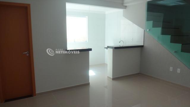 Casa de condomínio à venda com 2 dormitórios em Santo andré, Belo horizonte cod:640214 - Foto 8