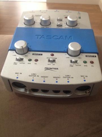 TASCAM US-122 DRIVER DOWNLOAD