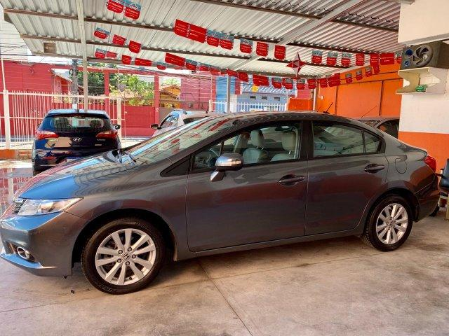 Honda Civic LXR 2.0 automatico 2014 - Foto 7