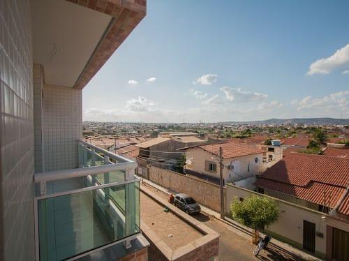 Apartamento residencial à venda, Pirajá, Juazeiro do Norte. - Foto 19