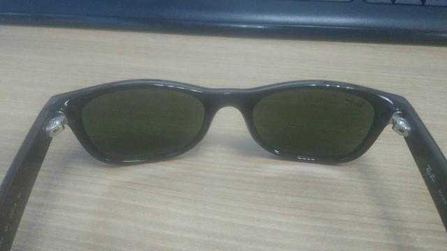 b061f535d Óculos ORIGINAL Rayban RB 2132 - New Wayfarer Clássico - Lente Polarizada