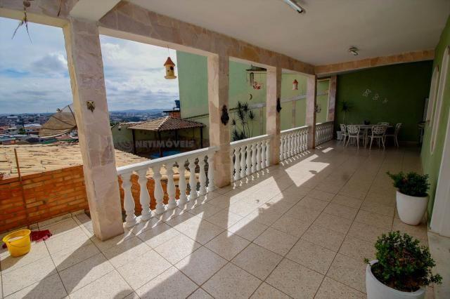 Casa à venda com 4 dormitórios em Glória, Belo horizonte cod:678740 - Foto 13