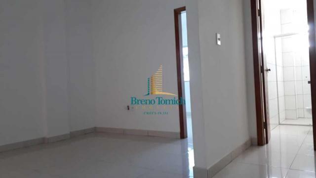Sala para alugar, 60 m² por r$ 650/mês - centro - teixeira de freitas/ba