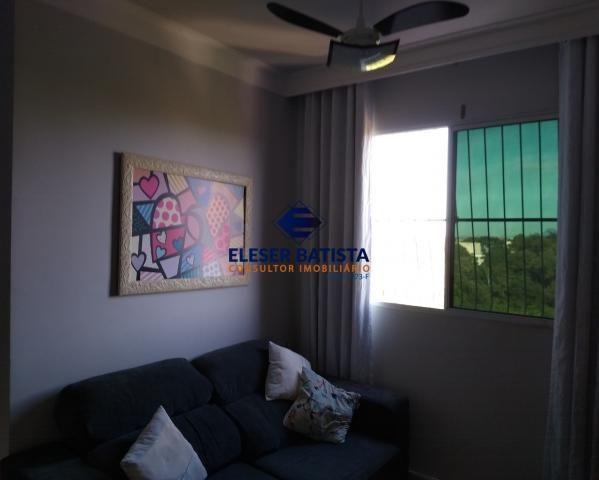 Apartamento à venda com 2 dormitórios em Condomínio vila verde, Serra cod:AP00191 - Foto 3