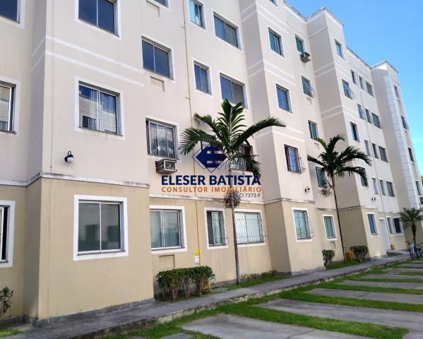 Apartamento à venda com 2 dormitórios em Condomínio vila verde, Serra cod:AP00191