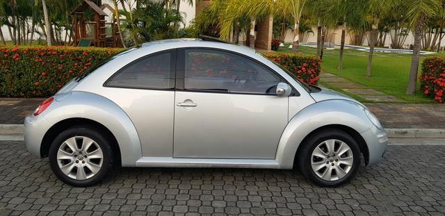 New Beetles 09/09 Automático (Ú.Dono) Top de linha = OKM - Foto 3