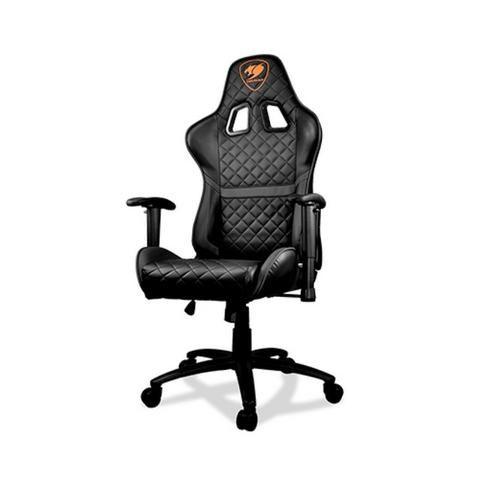 Cadeira Cougar Gamer Armor One Black - Loja Fgtec Informática - Foto 2