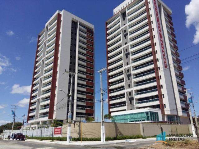 Apartamento com 2 dormitórios para alugar, 72 m² por r$ 1.509,00/mês - engenheiro luciano