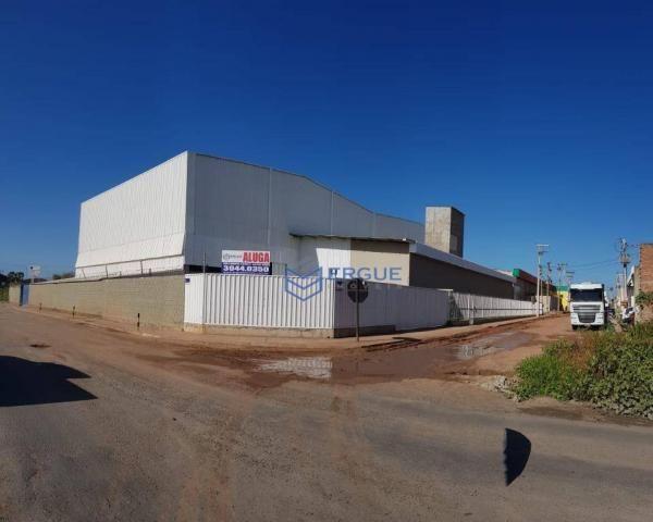 Galpão para alugar, 2500 m² por r$ 23.500,00/mês - maracanaú - maracanaú/ce - Foto 2