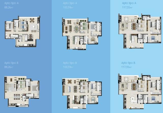 Apartamento no Bairro Dunas - Marzzano Premier Residence - Foto 17