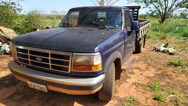 Ford f 1000 - Foto 7