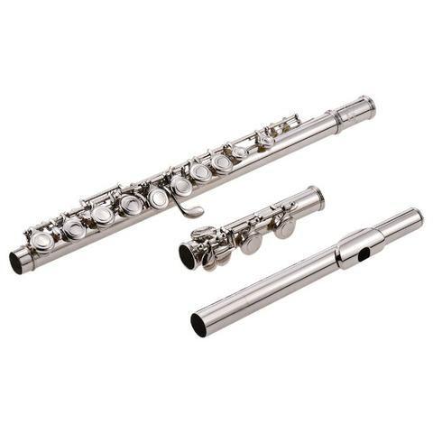 Flauta Transversal Em Dó Ammoon Slade - Foto 4