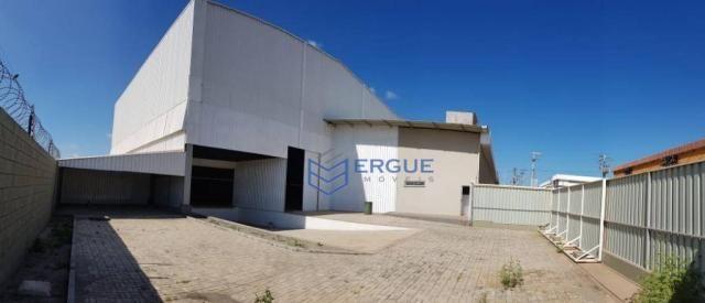 Galpão para alugar, 2500 m² por r$ 23.500,00/mês - maracanaú - maracanaú/ce - Foto 8