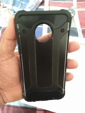 Moto G6 Plus 4 gb de RAM e 64 gb de memória interna e TV digital - Foto 2