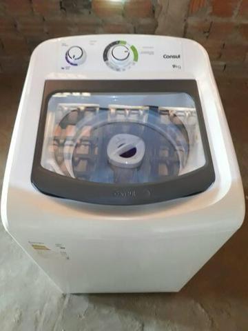 Máquina de Lavar Consul 9kg, Nova, com nota fiscal e garantia