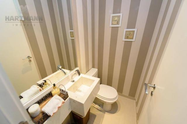 Apartamento com 3 dormitórios à venda por r$ 749.500,01 - juvevê - curitiba/pr - Foto 12