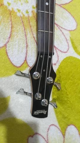 Baixo Ibanez 4 cordas - Foto 4