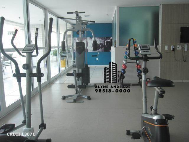Aldeota | Projetado / 95 m² | Lazer Completo - Foto 5