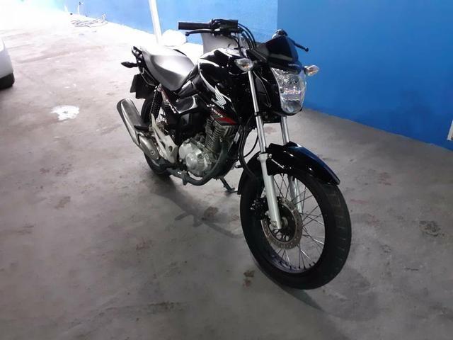 Honda CG fan 160 ano 2019/2019