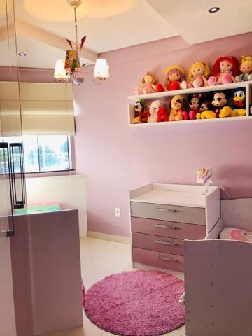 Apartamento Completo Mobiliado e Decorado - Foto 7
