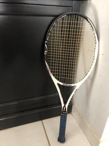 Vendo 2 raquetes de tênis Wilson