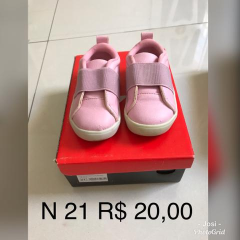 Sapatos infantil feminino - Foto 2