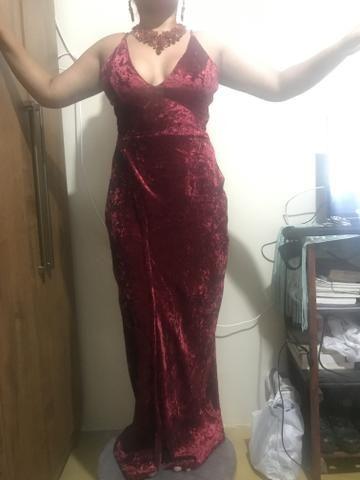 Vestido usado em formatura de direito - Foto 2