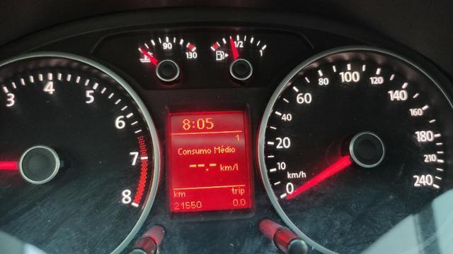 Vendo Saveiro Cross, 15/16, CE, pouquíssimo uso, menos de 22.000 km. Particular - Foto 9