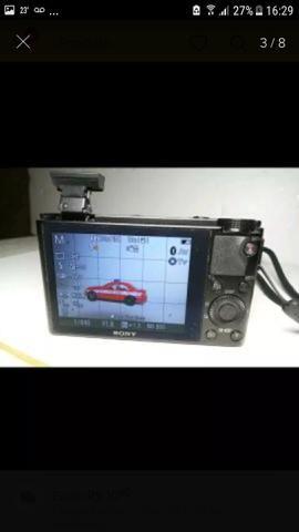 Câmera Sony Rx100 I [carregador/bateria, Polarizador, Tripé, MemoryCard] - Foto 3