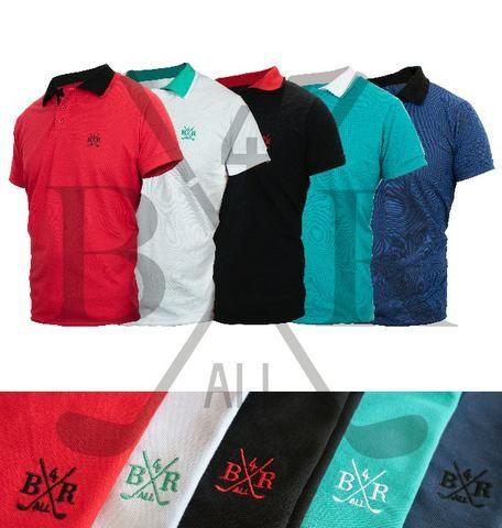Camisa Polo Masculina várias cores. Promoção 10 primeiras vendas!! Confira! 463de5416c4