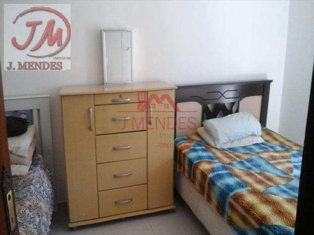 Apartamento com 2 dorms, Aviação, Praia Grande - R$ 265.000,00, 80m² - Codigo: 617... - Foto 12