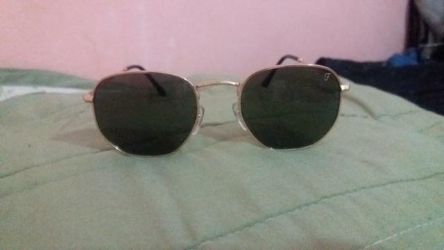 76e14986a0761 Óculos de sol fuel masculino - ray ban (com o cx para guardar ...