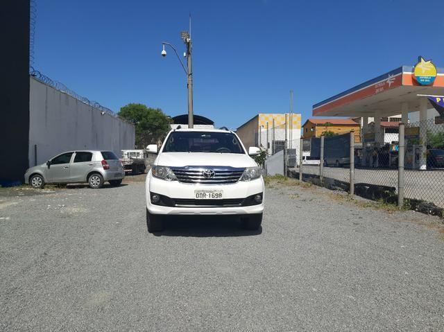Toyota Hilux SW4 2.7 Flex 2012/2013 único dono automática - Foto 8