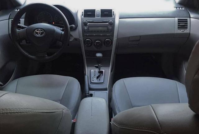 Corolla XLI 1.8 11/12 AT - Foto 4