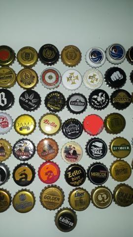Lote tampinha cervejas regionais - Foto 3