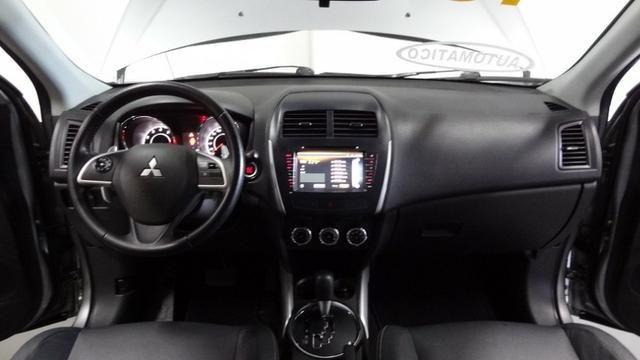 Mitsubishi ASX 2.0 16V CVT 4WD 2015 - Foto 7