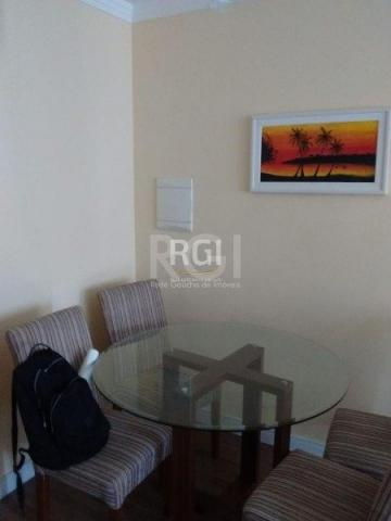 Apartamento à venda com 2 dormitórios em Partenon, Porto alegre cod:MI270273 - Foto 10