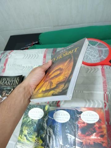 Coleção de livros O senhor dos Aneis - Foto 3