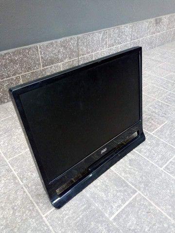 """Vendo monitor aoc de 19"""" - Foto 2"""
