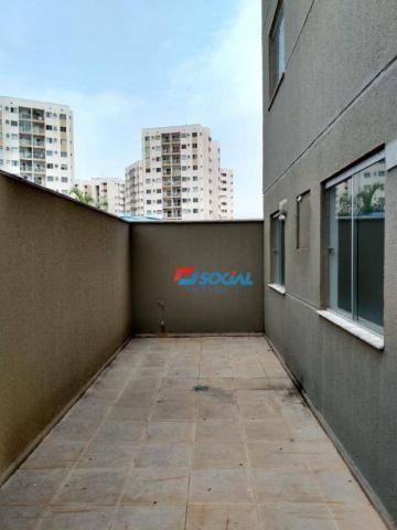 Apartamento TÉRREO com 3 dormitórios. Cond. Brisas do Madeira - Rio Madeira - Porto Velho/ - Foto 14