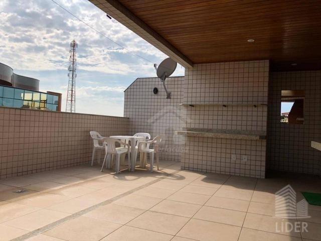 Cobertura com 4 dormitórios à venda, 260 m² por R$ 1.550.000 - Passagem - Cabo Frio/RJ - Foto 14