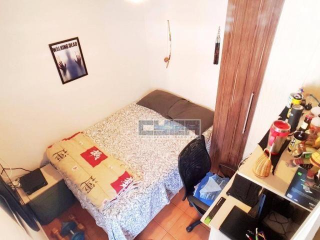 2 dormitorios com garagem fechada no Embare - Foto 15
