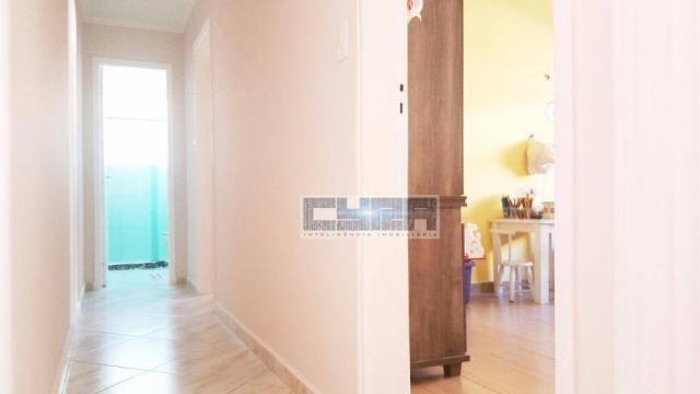 2 dormitorios com garagem fechada no Embare - Foto 5