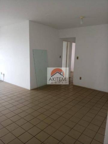 Apartamento com 3 dormitórios à venda, 115 m² por R$ 400.000 - Jardim Atlântico - Olinda/P - Foto 4