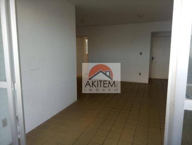 Apartamento com 3 dormitórios à venda, 115 m² por R$ 400.000 - Jardim Atlântico - Olinda/P - Foto 3