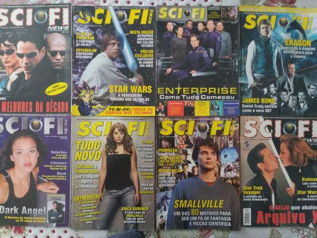 Coleção revistas sci fi  - Foto 2
