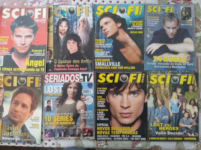 Coleção revistas sci fi  - Foto 3