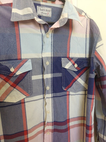 Camisas Xadrez Tam G - Kit com 3 - Ótimo Estado - Foto 4