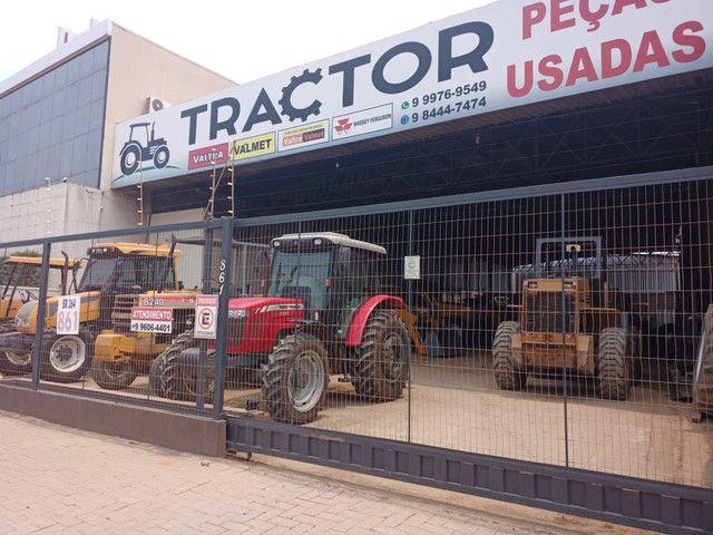 Trator massey Ferguson 4290 ano 2018 - Foto 6