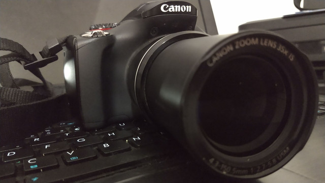 Canon PowerShot SX 30is - Foto 4